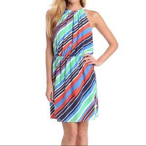 Lilly Pulitzer Kennett Nautical Striped Dress